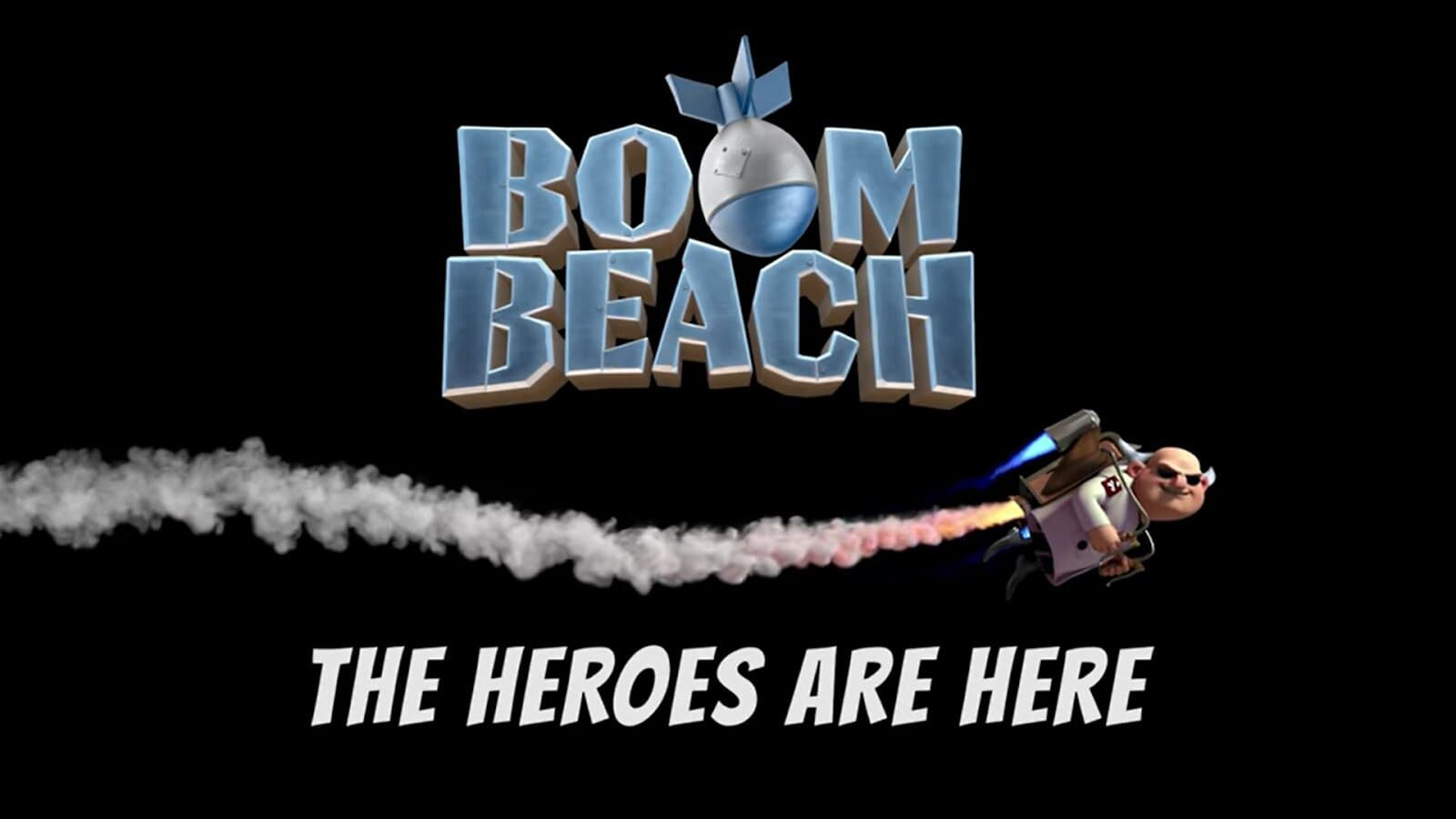 boom beach heroes