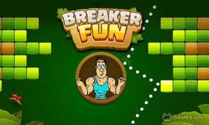 Play Breaker Fun – Bricks Crusher on Rescue Adventures on PC