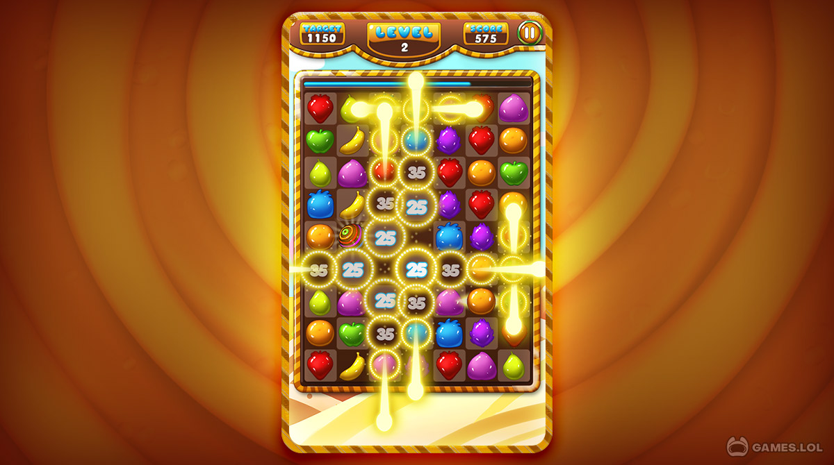 candies fever download PC