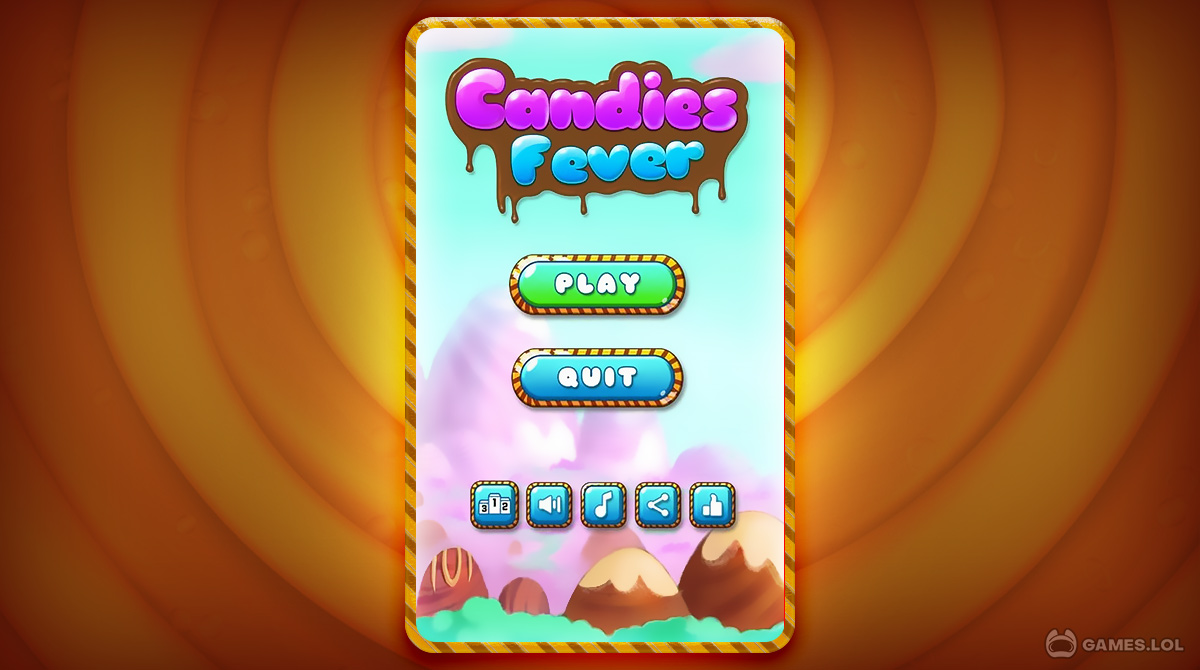 candies fever download free