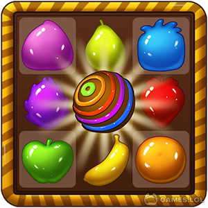 Play Candies Fever on PC