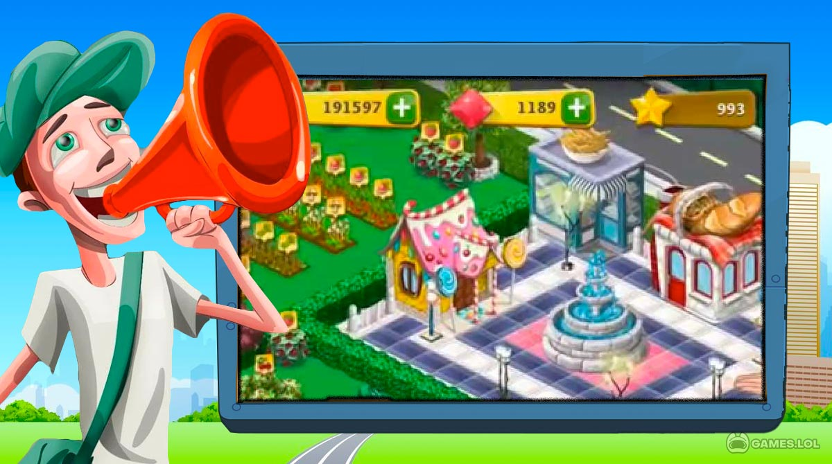 chef town download PC free