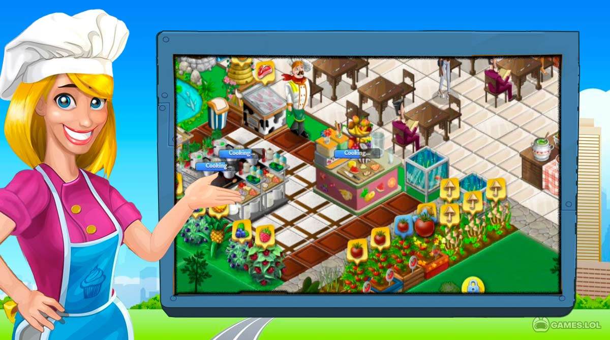 chef town download free