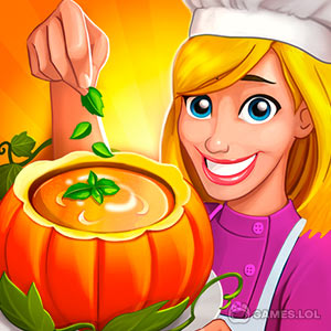 Play Chef Town: Cooking Simulation on PC