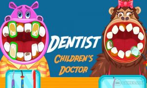Play Children's doctor : dentist. on PC