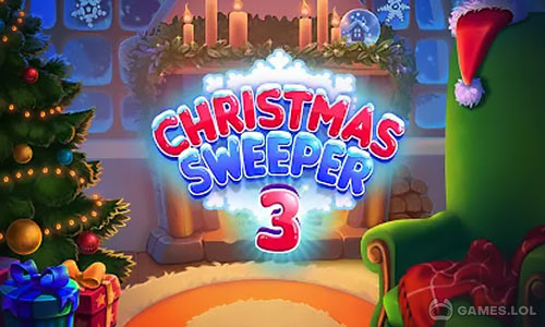 Play Christmas Sweeper 3 – Puzzle Match-3 Game on PC