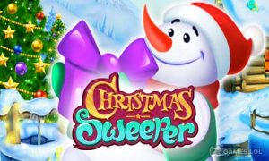 Play Christmas Sweeper – Free Match 3 Puzzle on PC