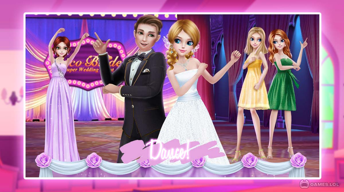 coco wedding download PC