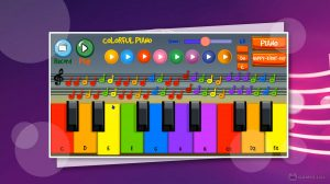 colorful piano download PC free