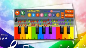 colorful piano download free 2