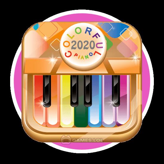 colorful piano download free pc