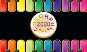 Play Colorful Piano on PC