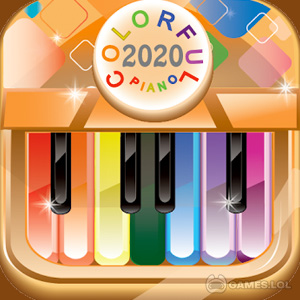 colorful piano free full version