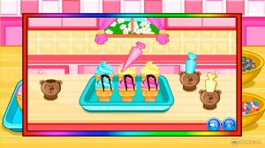 cone cupcakes maker download PC free
