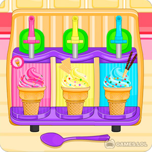Play Cone Cupcakes Maker on PC