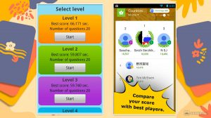 countries capitals quiz download PC free