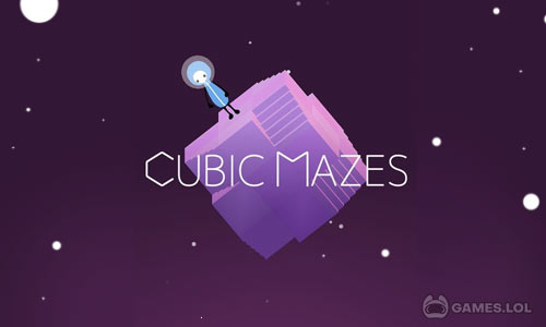 Play CUBIC MAZES on PC