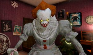 death park coulrophobia fight