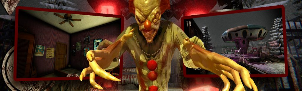death park fight coulrophobia 1