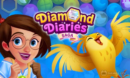 Play Diamond Diaries Saga on PC