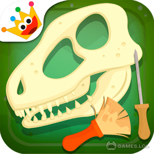Play Dinosaurs for kids : Archaeologist – Jurassic Life on PC