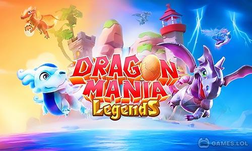 Play Dragon Mania Legends on PC