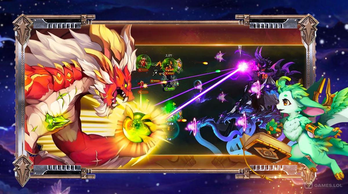 dragon village m download PC free