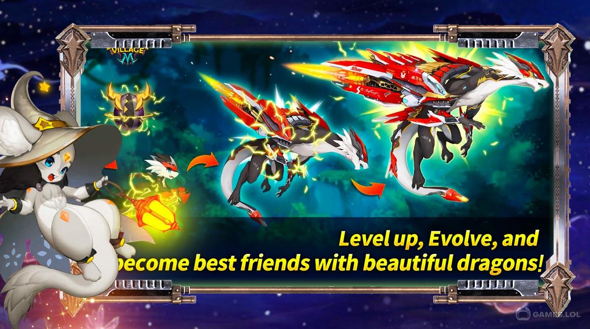 dragon village m download full version
