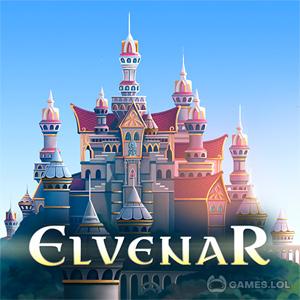 Play Elvenar – Fantasy Kingdom on PC