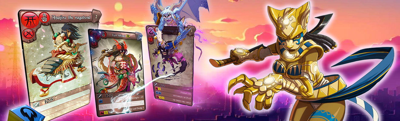 eredan golden sphinx card duel
