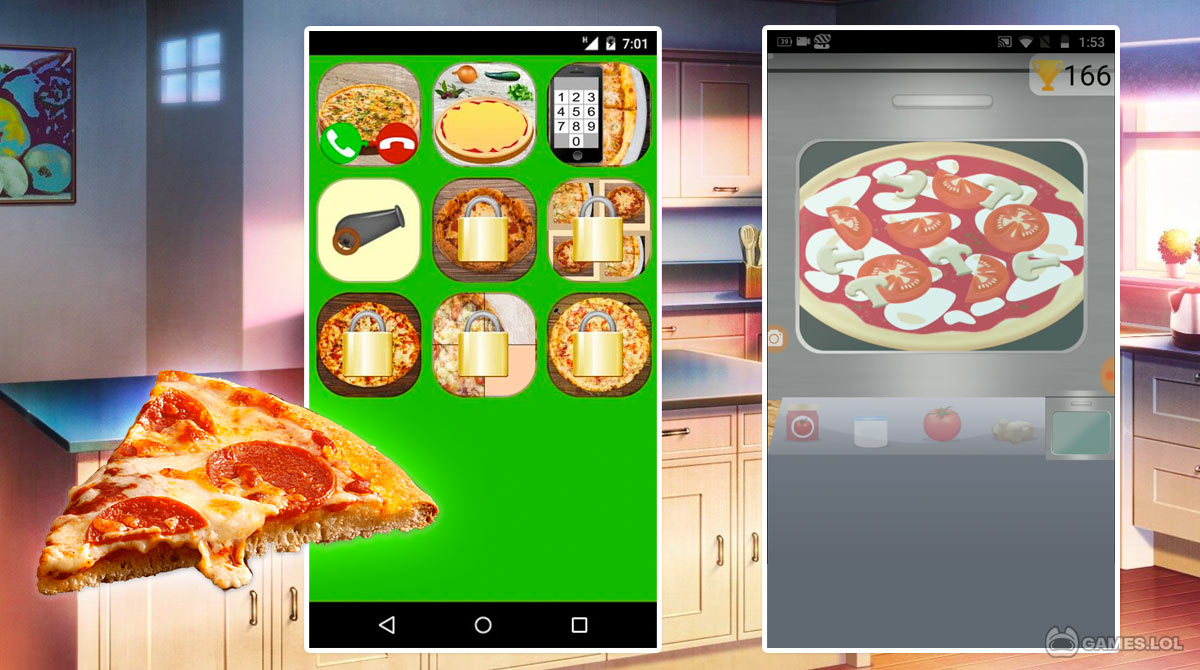 fake call pizza 2 download PC