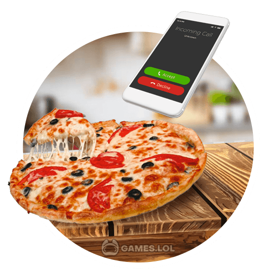 fake call pizza 2 download free pc