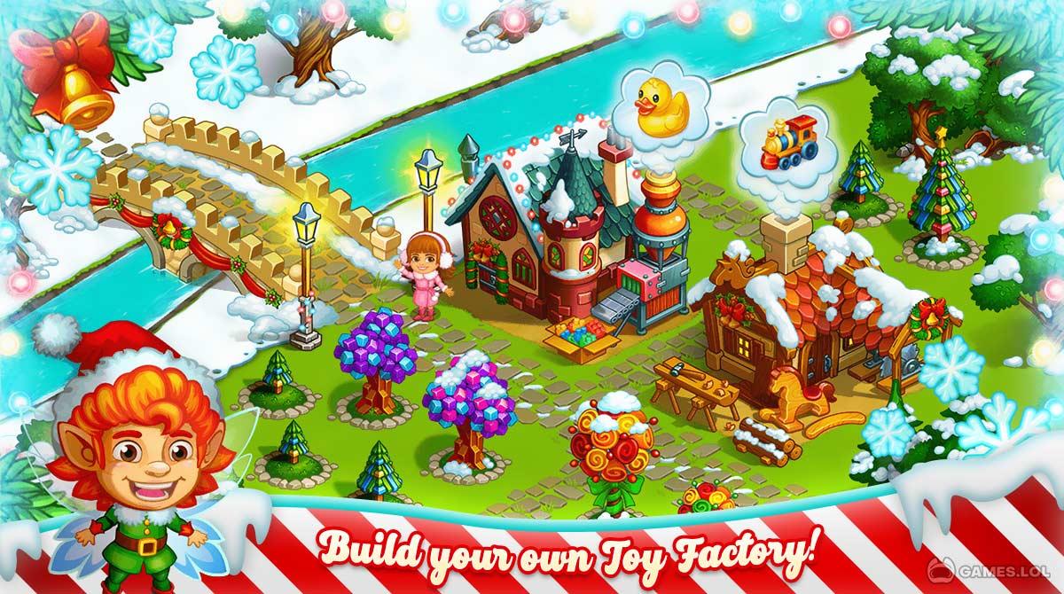 farm snow download PC free
