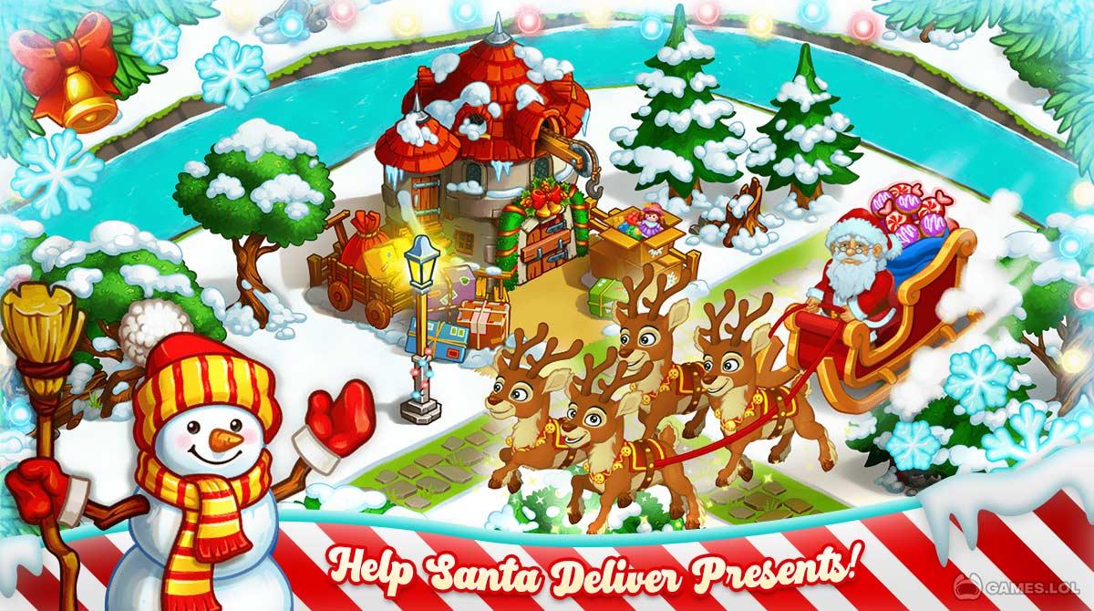 farm snow download full version
