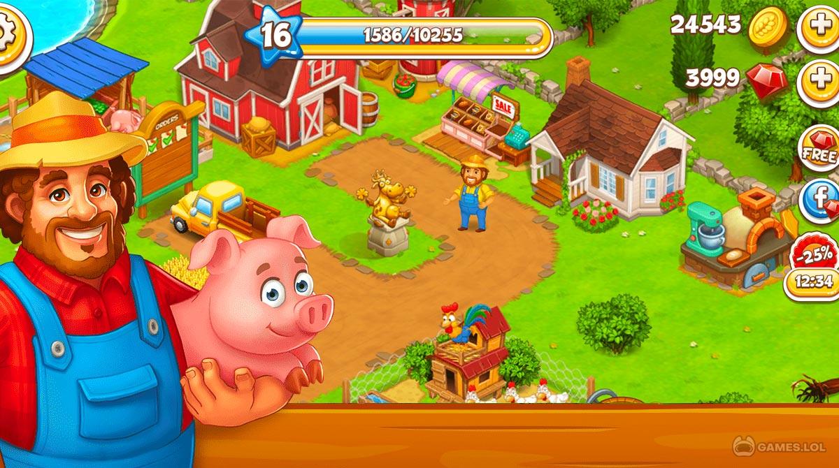 farm town download PC 1