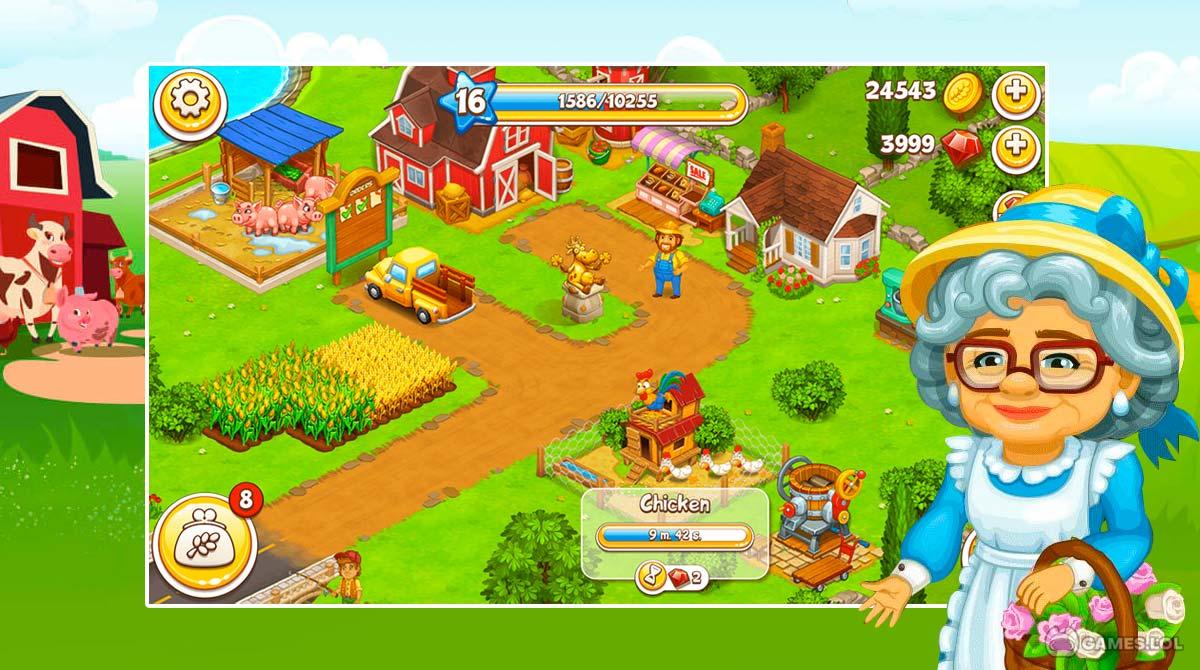farm town download free 2