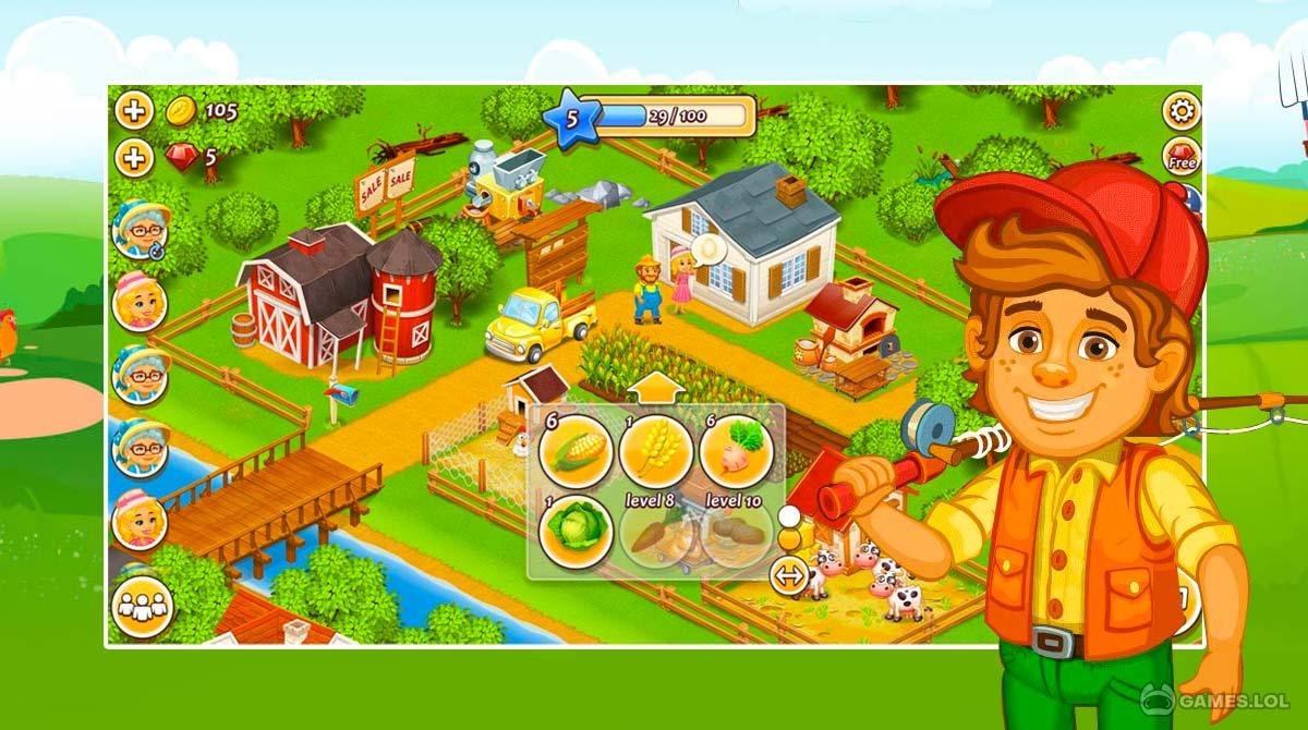 farm town download full version 2