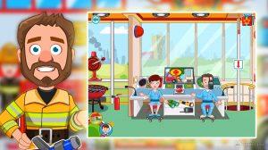 firefighter firestation download free 2