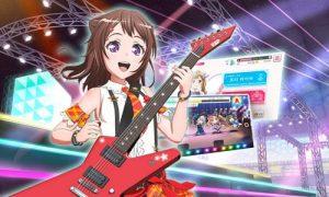 Bang Dream Guitarist