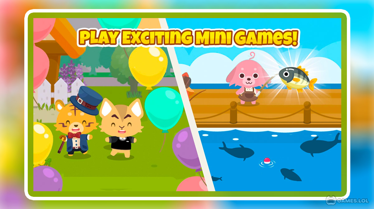 happy pet story download full version