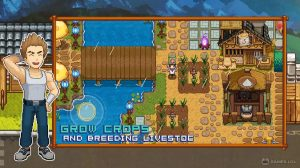 harvest town download free