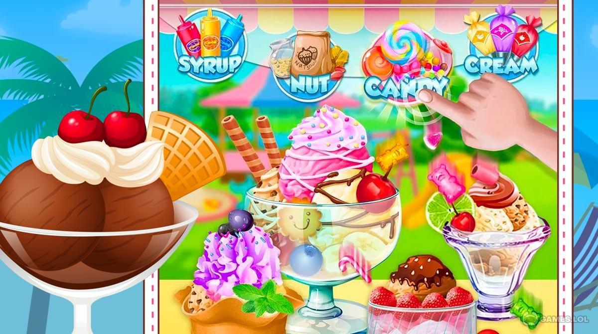ice cream sundae download PC free