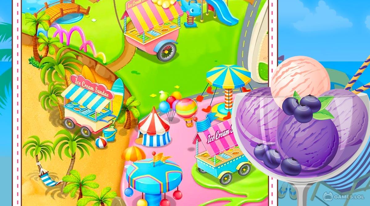ice cream sundae download PC