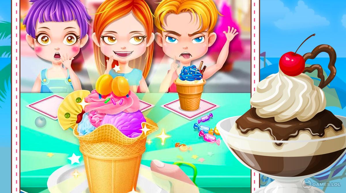 ice cream sundae download full version