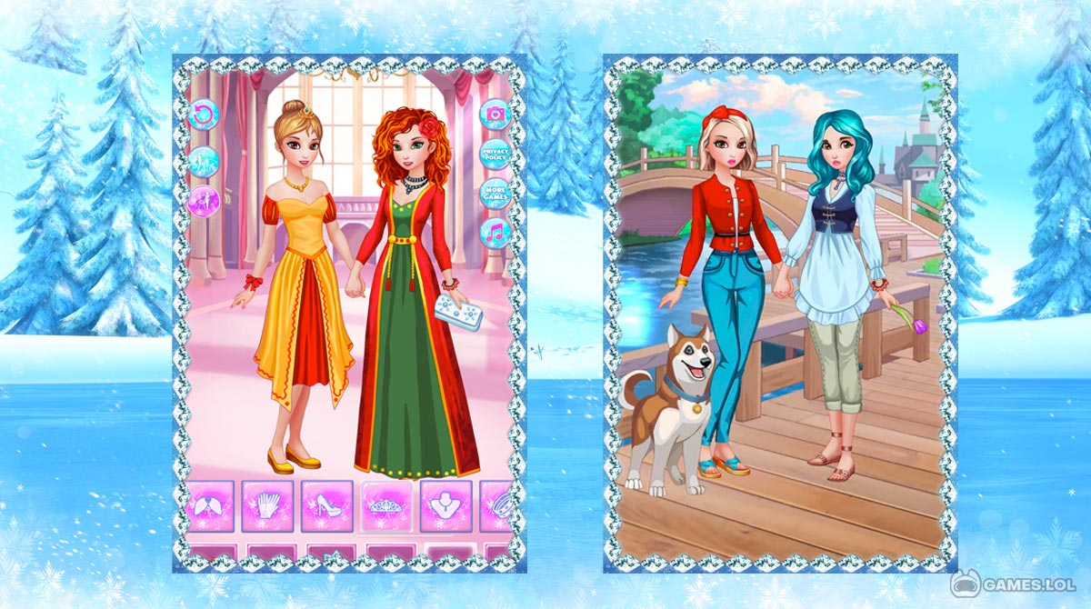 icy dress up download PC free