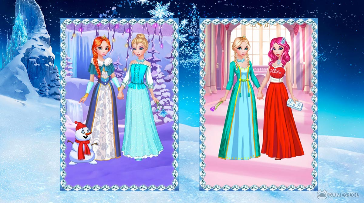 icy dress up download PC