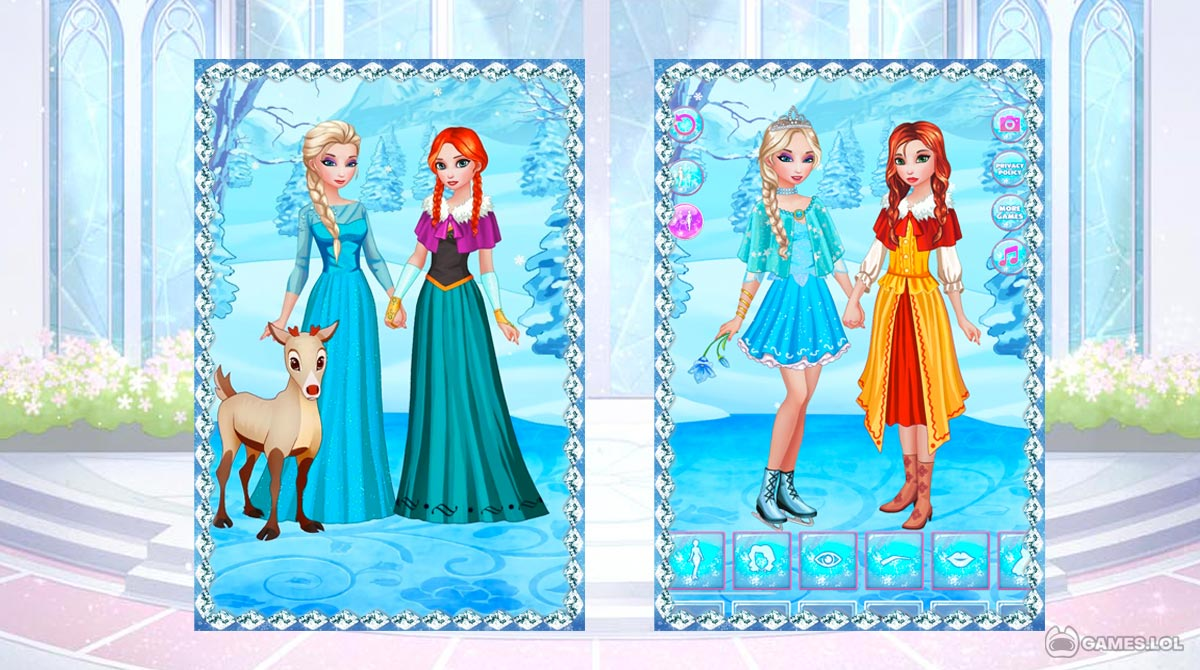icy dress up download free