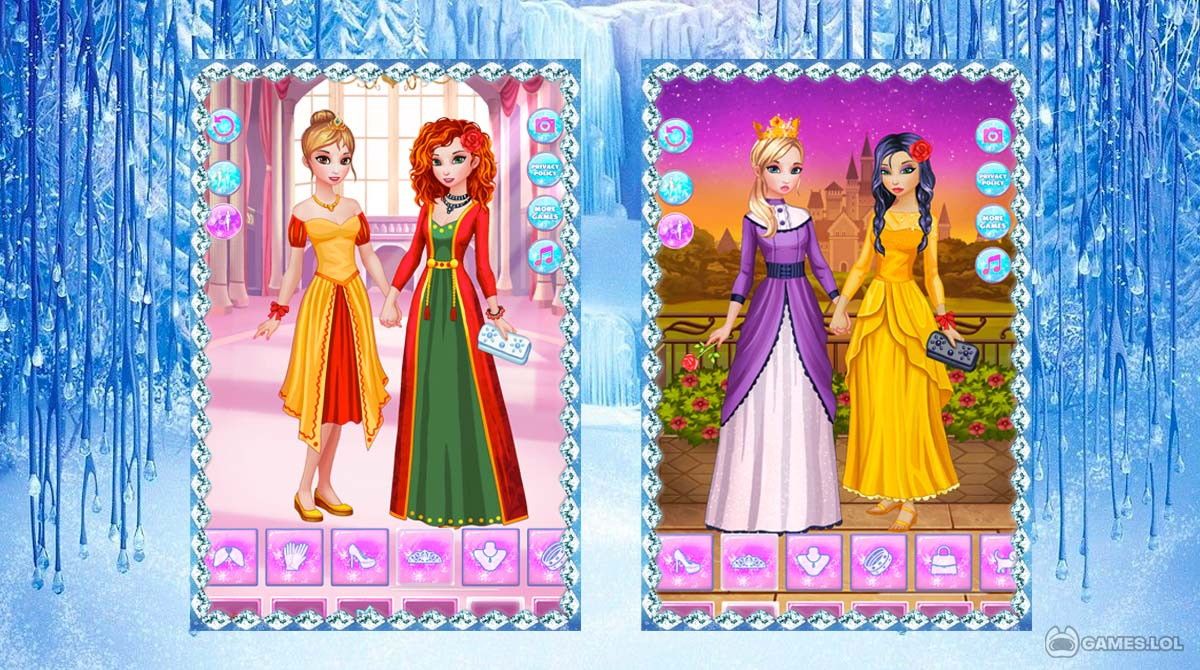 icy dress up download full version