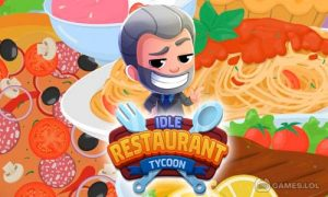 Play Idle Restaurant Tycoon – Build a cooking empire on PC