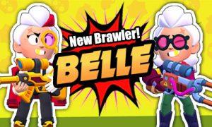 Brawls Stars brawler belle